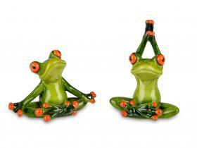 Figur Frosch sitz.11