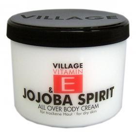 Village Vitamin E Bodycream Jojoba Spirit