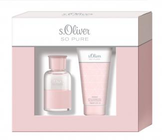 So Pure Women Duo Set EDT 30ml+DG 75ml