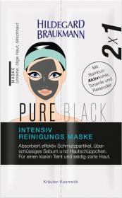 Pure Black Reinigungs Maske (2x7ml)